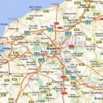 Carte Haute-Normandie