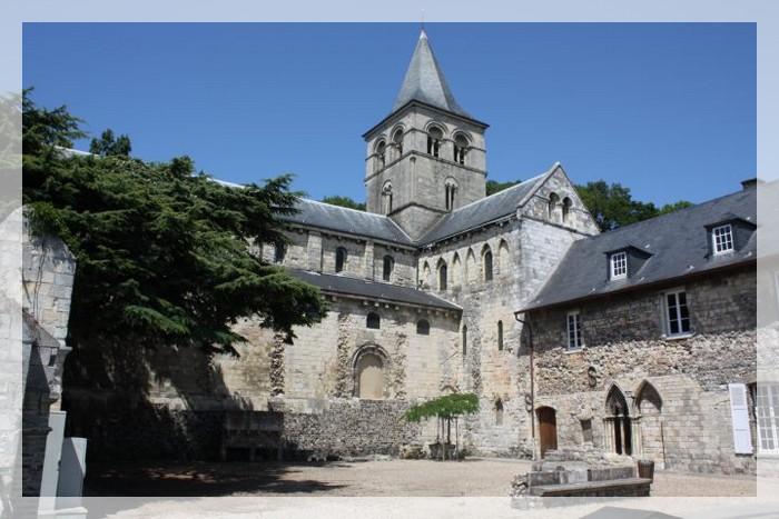 prieuré graville
