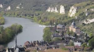 Seine, les Andelys