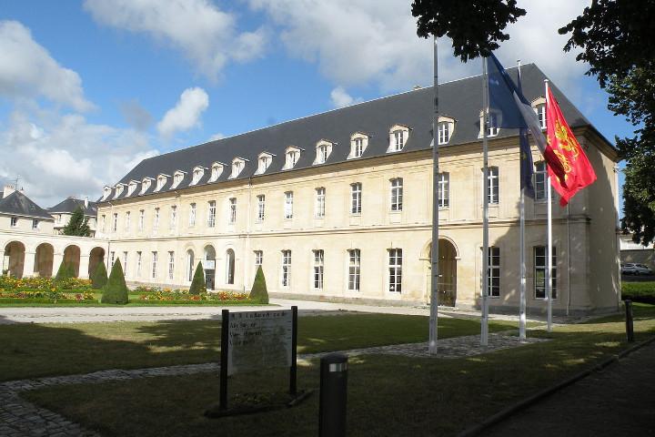 Caen : Abbaye aux Dames