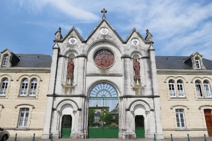 Soligny : Abbaye de la Trappe