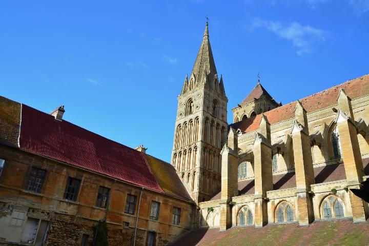Abbaye Saint-Pierre-sur-Dives