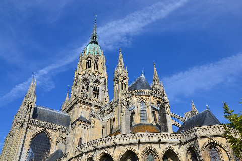 Visiter cathedrale Bayeux