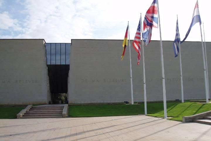 Caen : Memorial pour la Paix