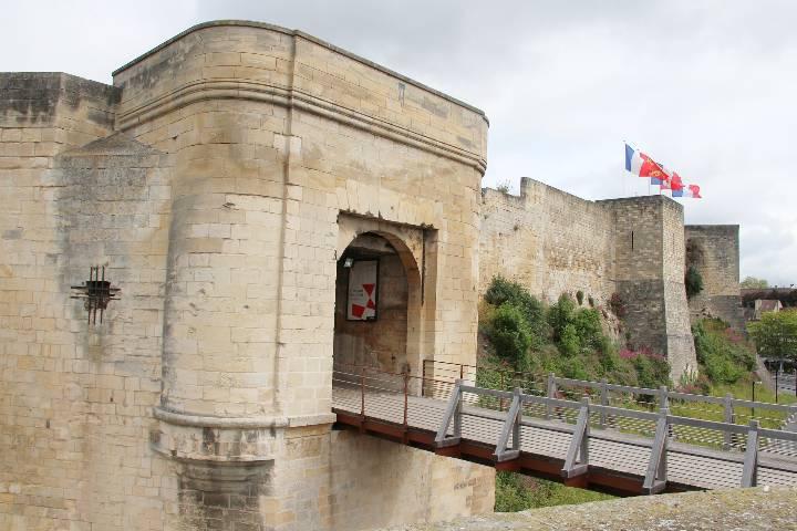 Caen : Château