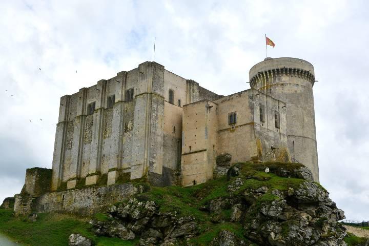 Château Falaise : Route Guillaume le Conquérant
