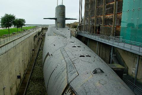 Musée Cité de la Mer Cherbourg