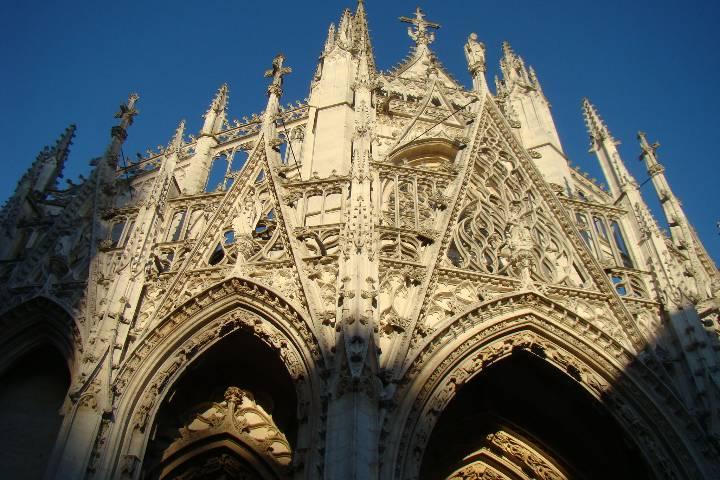 Rouen : Eglise Saint-Maclou