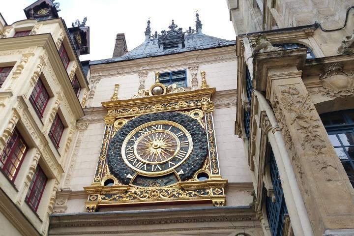 Rouen : Gros Horloge