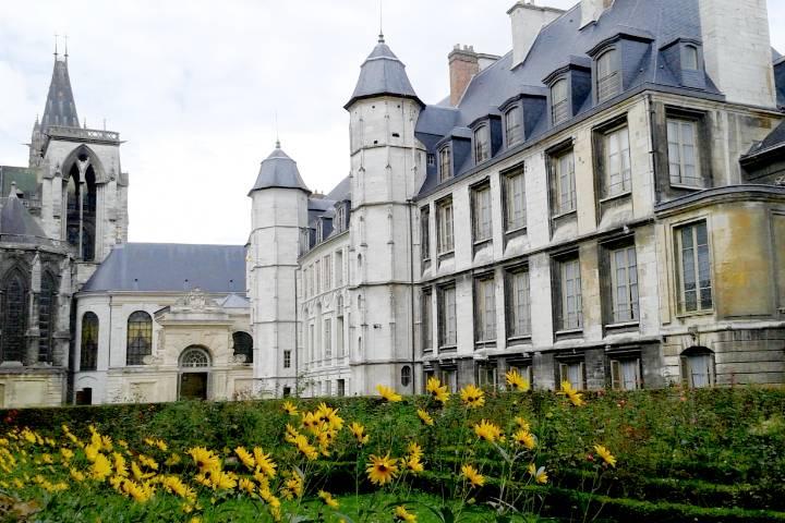Rouen : Historial Jeanne d'Arc