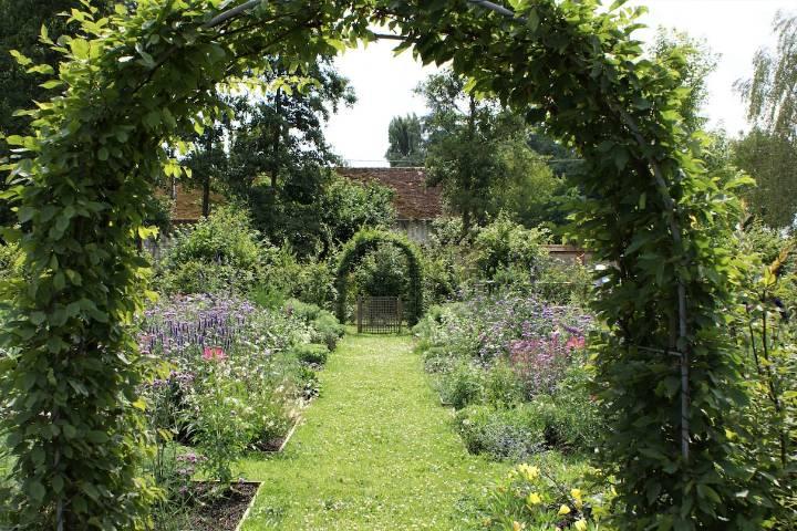 Jardin Château de Boutemont