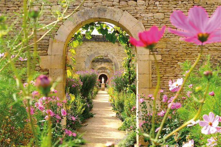 Jardin Château de Canon