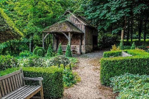 Jardin floral Calvados