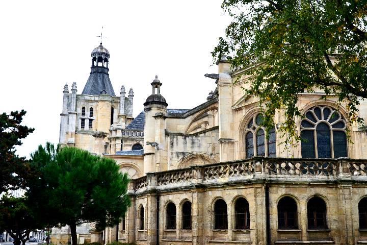Le Havre : Cathédrale Notre-Dame