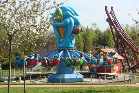 Parc d'attraction Normandie