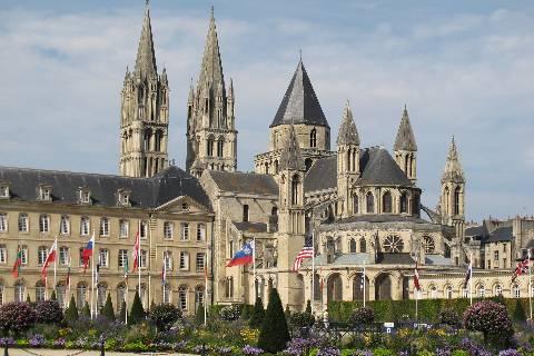 Abbaye Caen