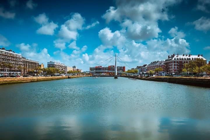 Le Havre : Centre ville