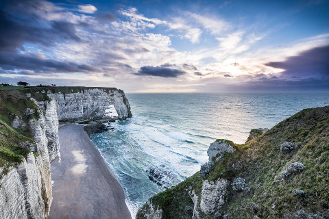Etretat : Week-end Normandie