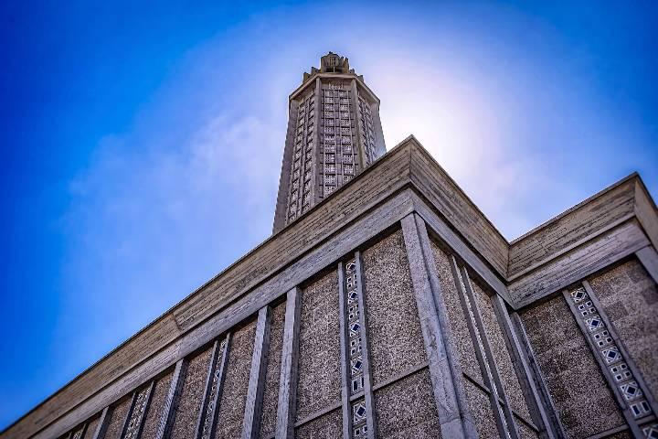Le Havre : Eglise Saint-Joseph