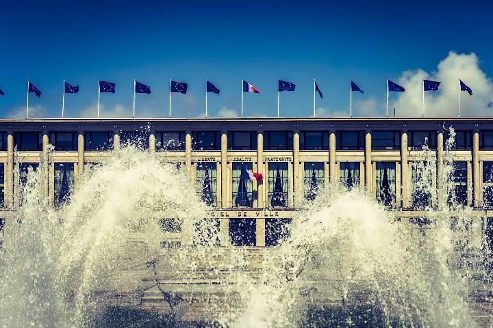 Hôtel de Bleville Ancien Le Havre