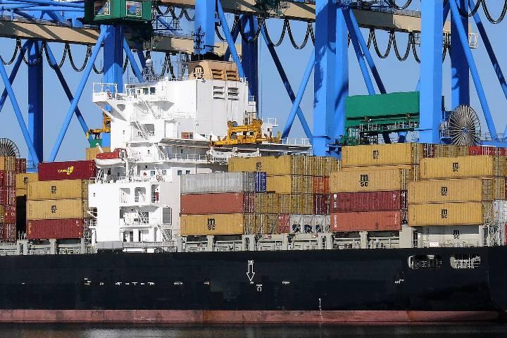 Le Havre : Port Maritime