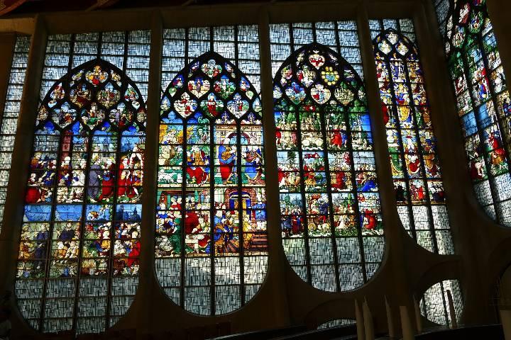 Rouen : Eglise Sainte-Jeanne d'Arc