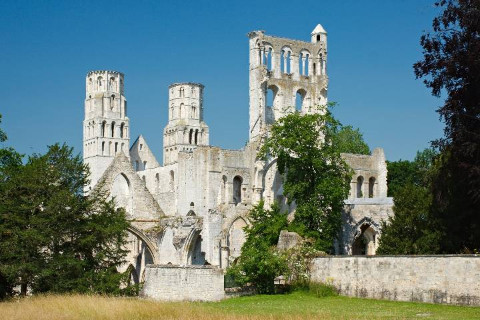 Jumièges : Abbaye
