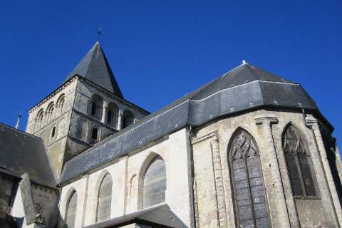 Montivilliers : Abbaye normande