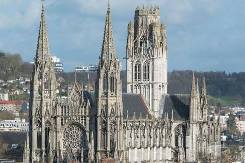 Abbatiale Saint Ouen Rouen