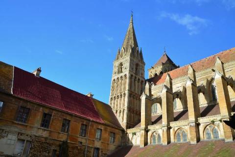 Abbaye Saint Pierre sur Dives