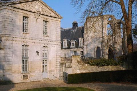 Saint-Wandrille : Abbaye