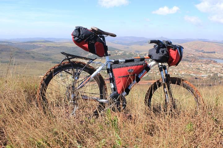 Cyclotourisme : Vélo