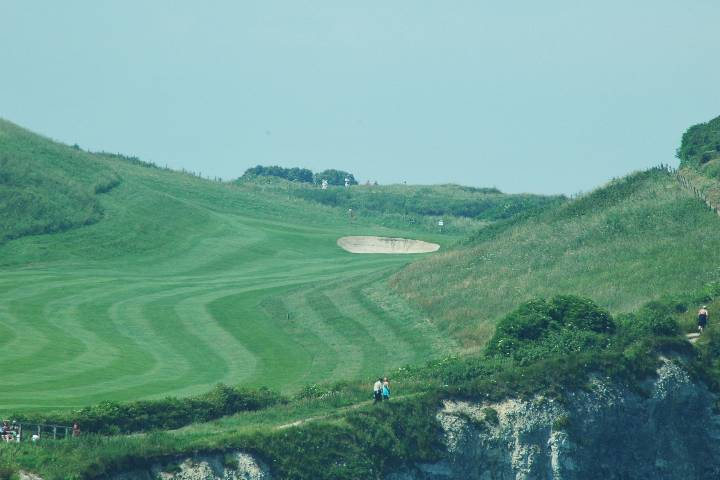Normandie : Golf