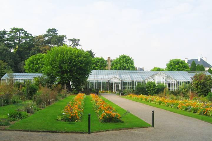 Caen : Jardin des plantes
