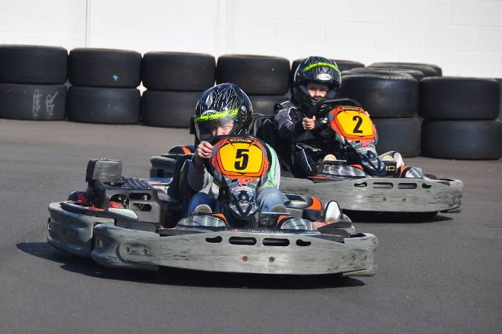 Karting en Normandie
