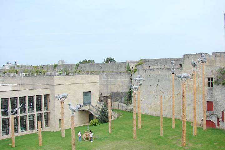Caen : Musée des Beaux Arts