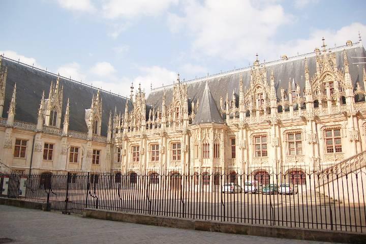 Rouen : Palais de Justice