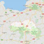 Département Orne : Carte