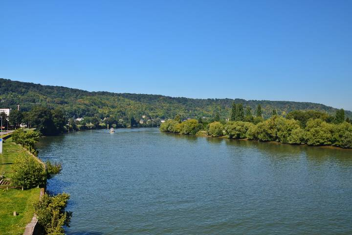 La Seine : Elbeuf Normandie