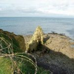 Pointe du Hoce : Normandie
