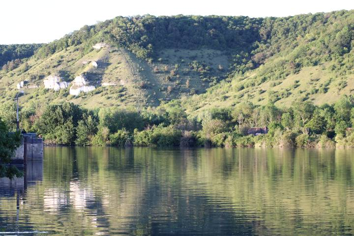 Seine : Connelles